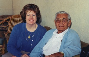 Katrina Shawver and Henry Zguda in 2003