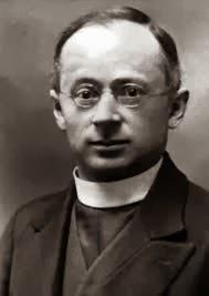 Martin Niemöller photo-he spoke against the Holocaust