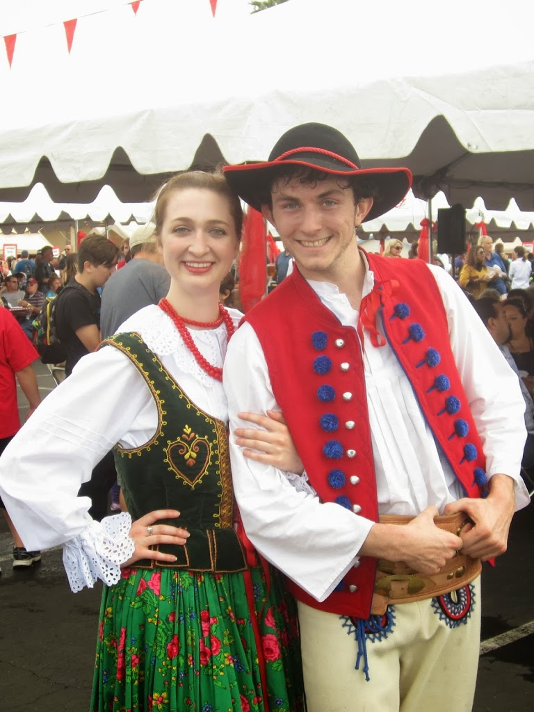 Ethnic Costumes Of Poland Katrina Shawver