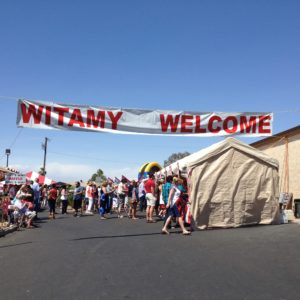 Witamy Welcome