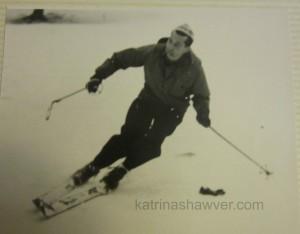 Henry on skis1 watermark