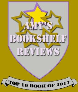 Amy's Bookshelf Reviews - Top 10 of 2017