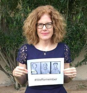 #WeRemember the Holocaust