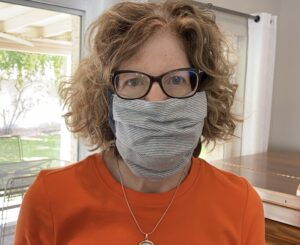 Katrina Shawver - face mask