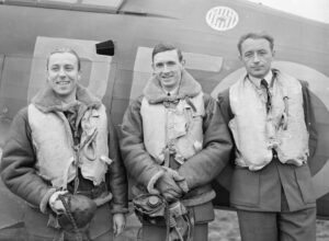 Members of Squadron 303
